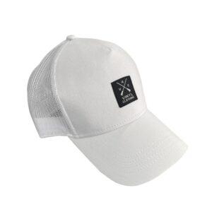 vinyl cap white