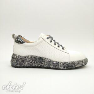 19V69 VERSACE ABBIGLIAMENTO SPORTIVO SRL • Sneaker από γνήσιο δέρμα